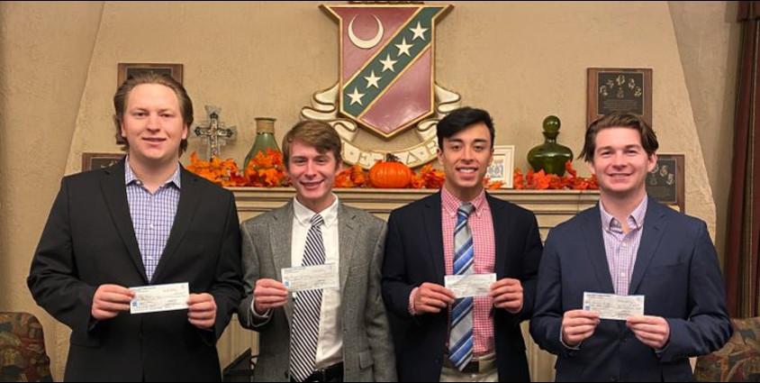 Fall 2020 Scholarship Winners